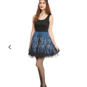 Alice and wonderland dress